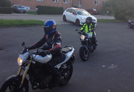 motorcykel teori